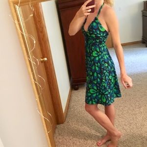North Face Halter Dress